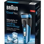 Packung des Braun CoolTec CT4s