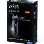 Braun Series 3 320s Verpackung