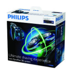 Philips RQ1250 Verpackung