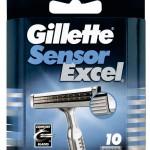 Gillette SensorExcel Ersatzklingen