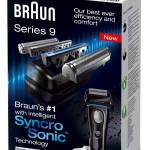 Braun Series9 9040s Verpackung