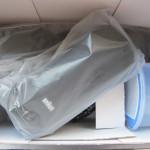 Braun Series 3 3090cc Packungsinhalt