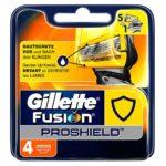 Gillette Fusion-Proshield Nassrasierer Klingen