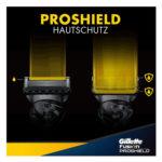 Gillette Fusion Proshield Nassrasierer Lubastrip