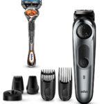 Braun BT7240 Haarschneider Ausstattung